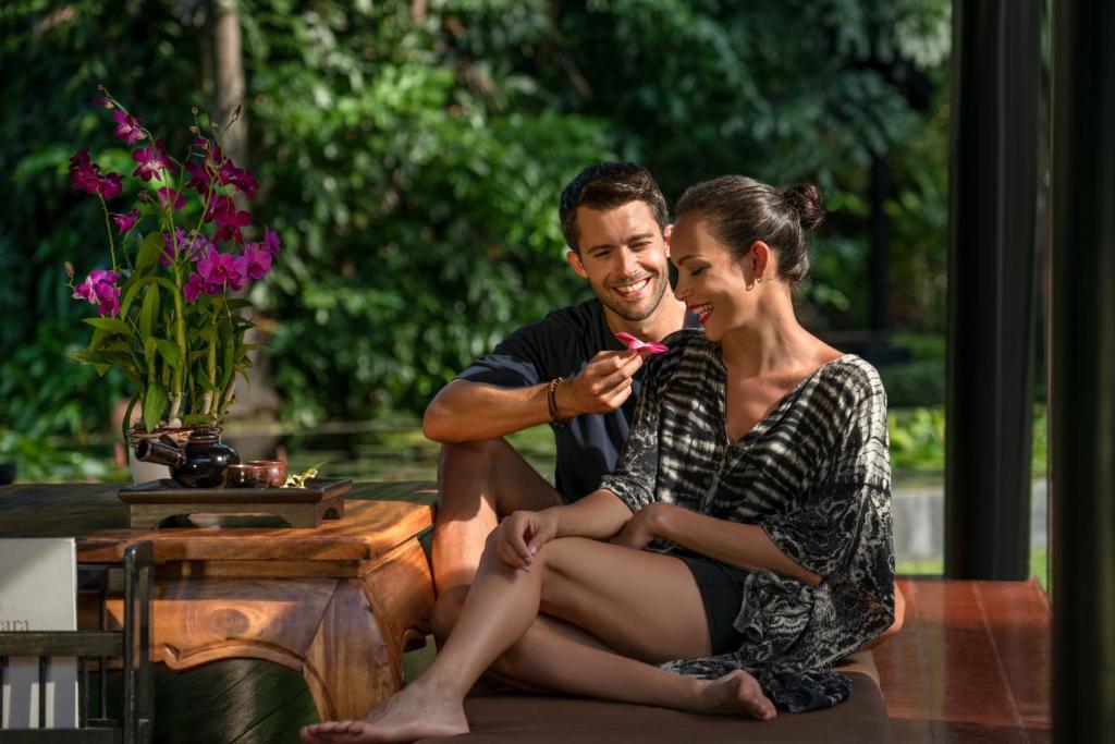 Gäste, die in der Unterkunft Anantara Bophut Koh Samui Resort - SHA Plus übernachten