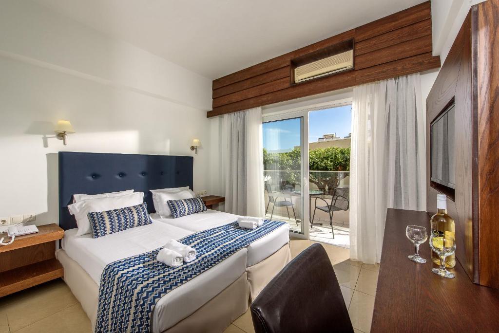 Eurohotel Katrin Hotel & Bungalows Stalida, Greece