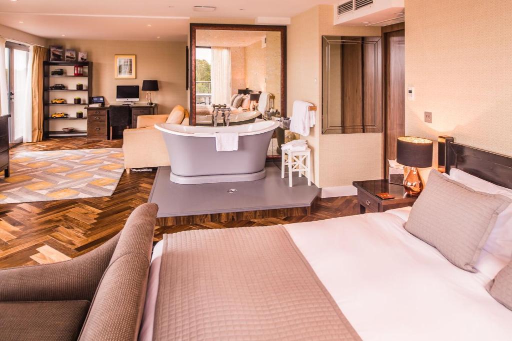 The Varsity Hotel & Spa - Laterooms