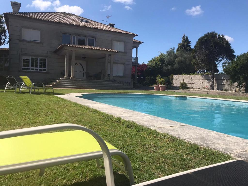 Villa las camelias