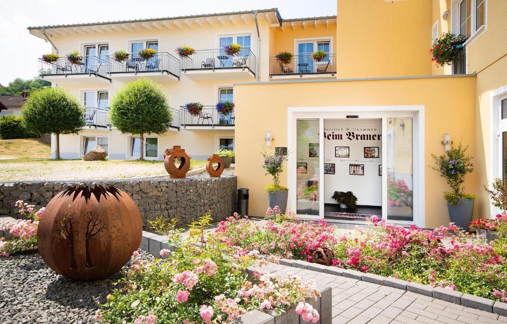 Landart Hotel Beim Brauer Daun, Germany