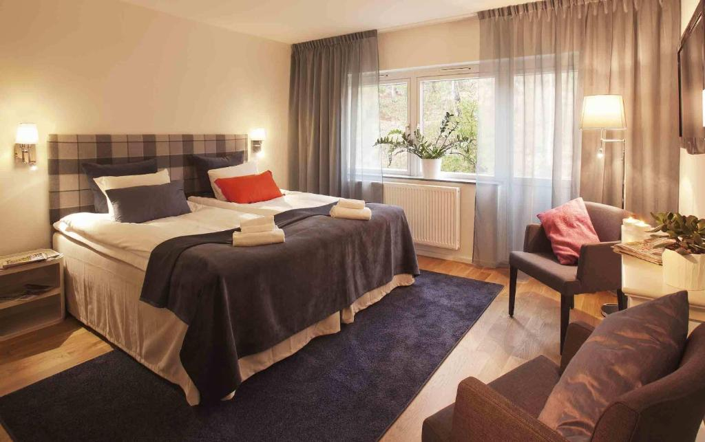 Boson Hotell Lidingo, Sweden