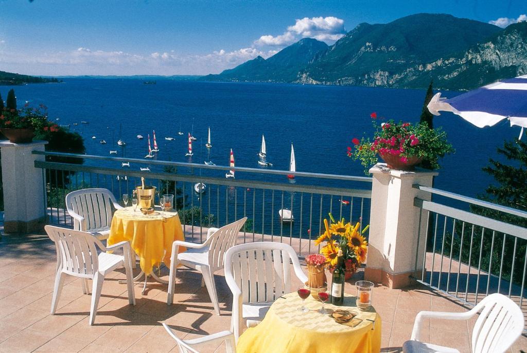 Hotel Villa Orizzonte Malcesine, Italy
