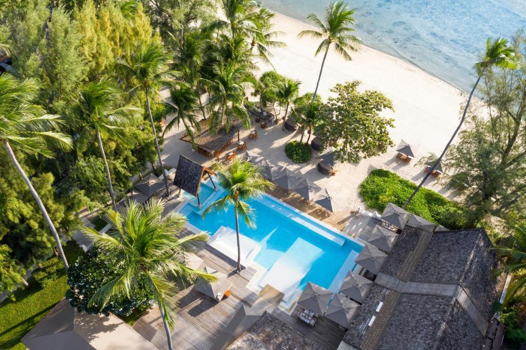 A view of the pool at SALA Samui Choengmon Beach Resort - SHA Plus or nearby