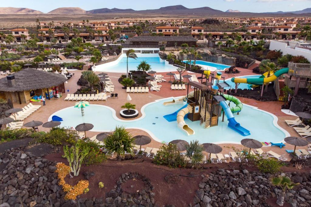 Vista de la piscina de Pierre & Vacances Village Fuerteventura OrigoMare o alrededores