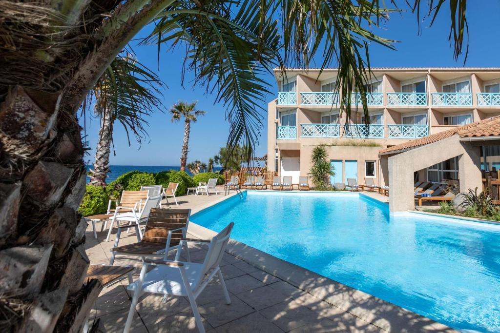 Piscine de l'établissement Hotel Paradou Mediterranee, BW Signature Collection by Best Western ou située à proximité
