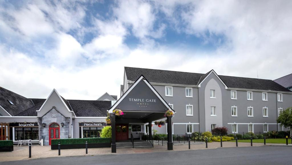 Temple Gate Hotel - Laterooms