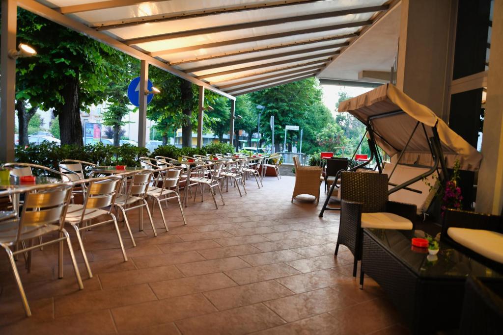 Hotel Etoile Rimini, Italy