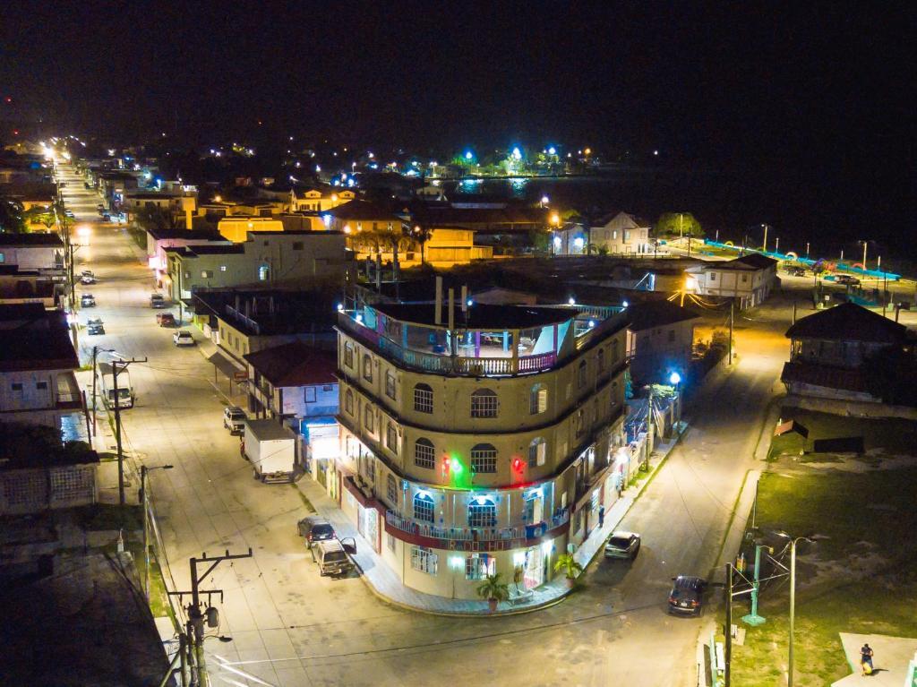 A bird's-eye view of Mirador Hotel