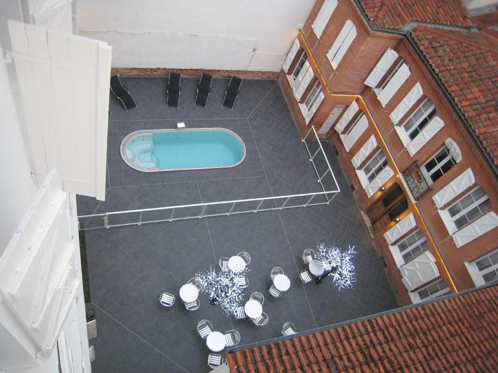 Hotel Riquet Resort & Spa Toulouse, France