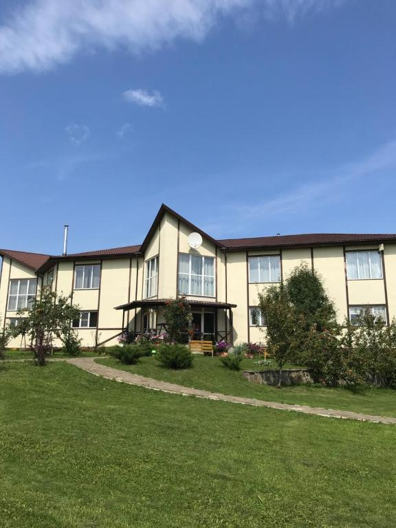The building in which the holiday park is located