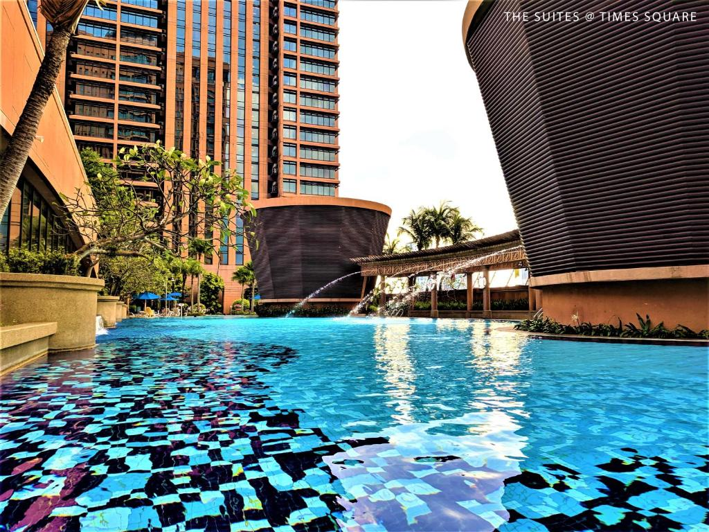 The swimming pool at or close to The Suites @ Times Square