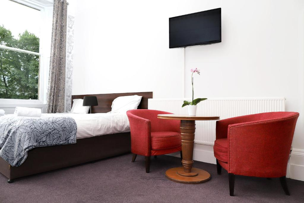 Park View House Hotel - Laterooms