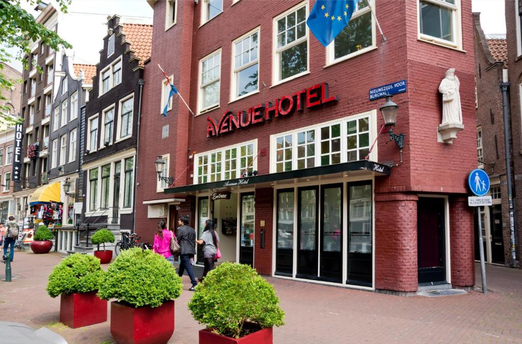 Avenue Hotel Amsterdam, Netherlands
