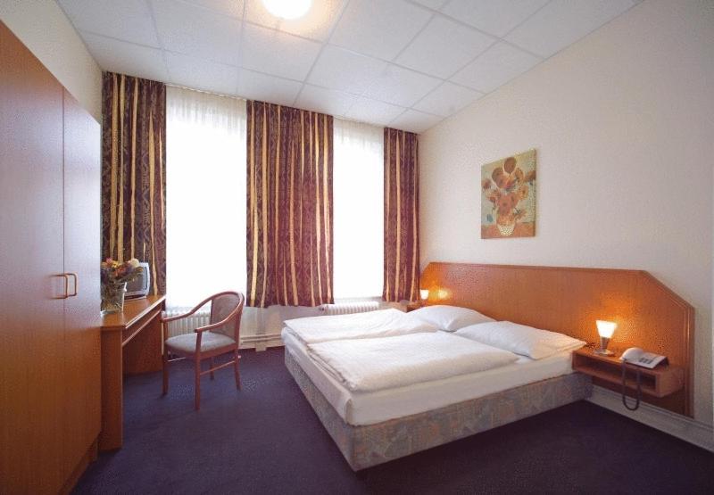 Hotel Terminus am Hauptbahnhof - Laterooms