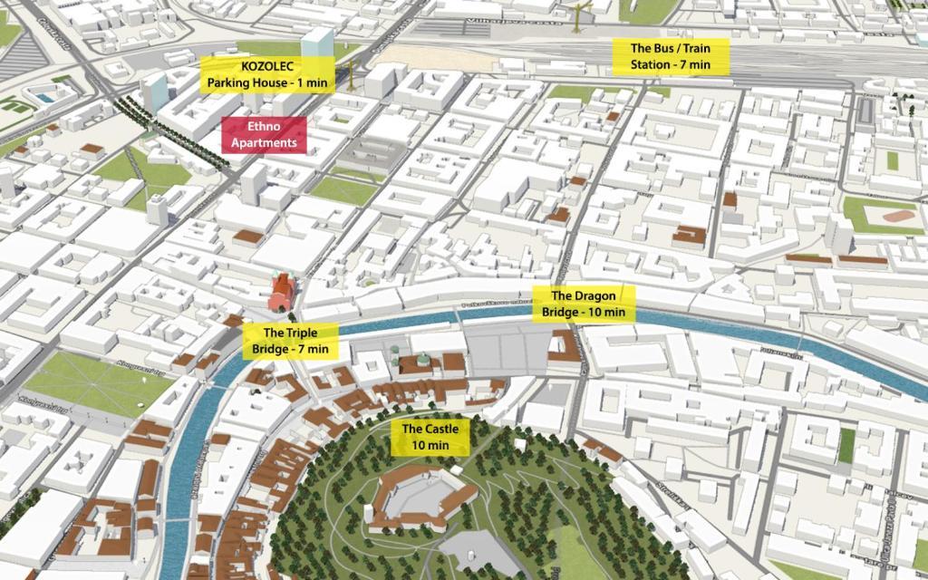 btc liubliana žemėlapis