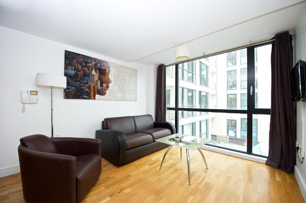 Staycity Aparthotels Duke Street - Laterooms