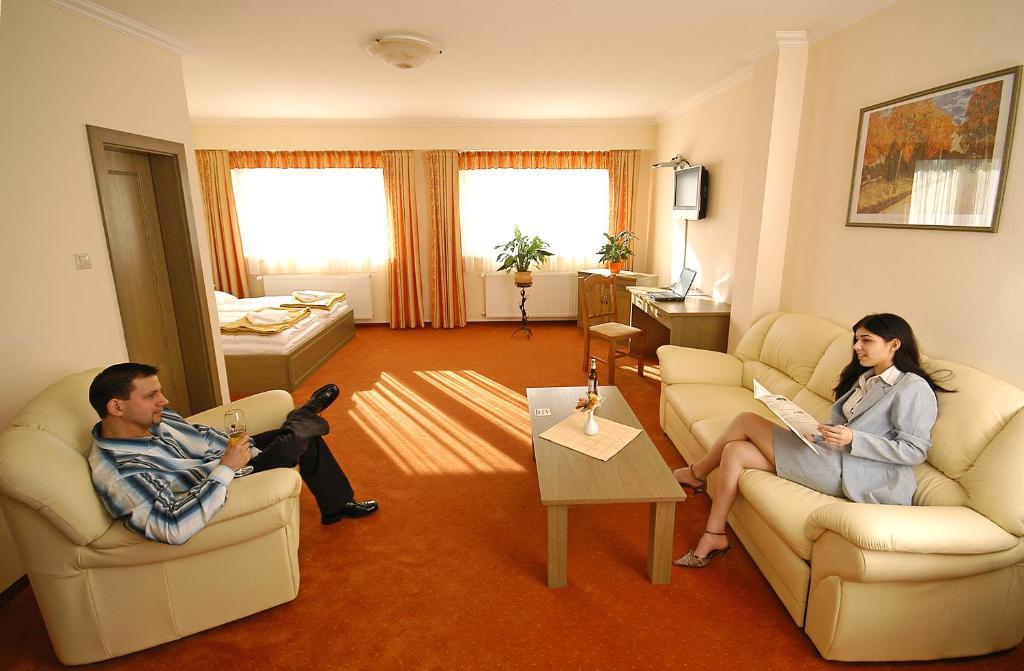 Hotel Bavaria Abda, Hungary