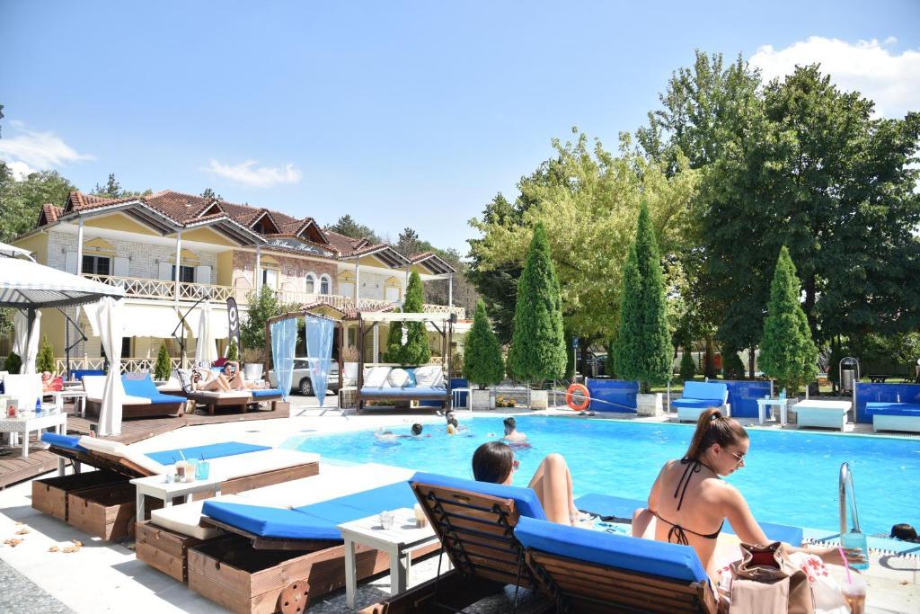 Krikonis Hotel Ioannina, Greece