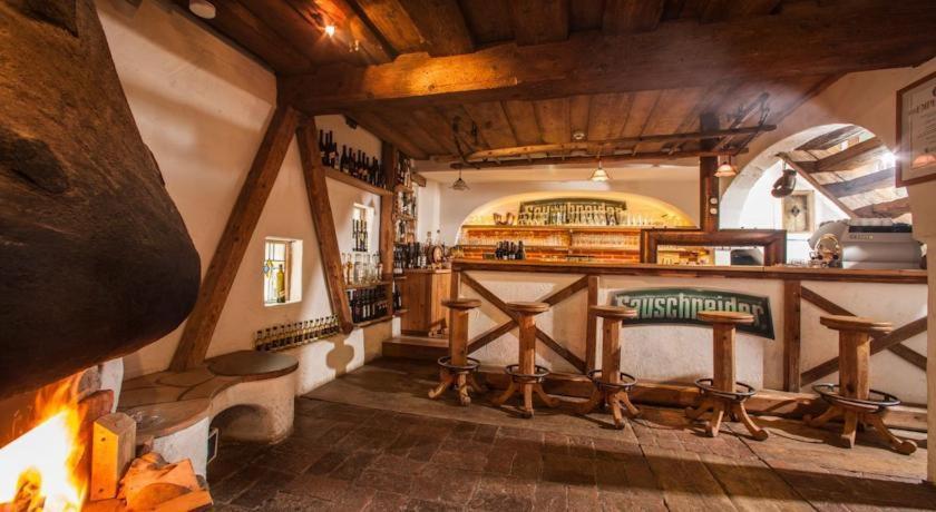 Lounge oder Bar in der Unterkunft Steirisch Ursprung