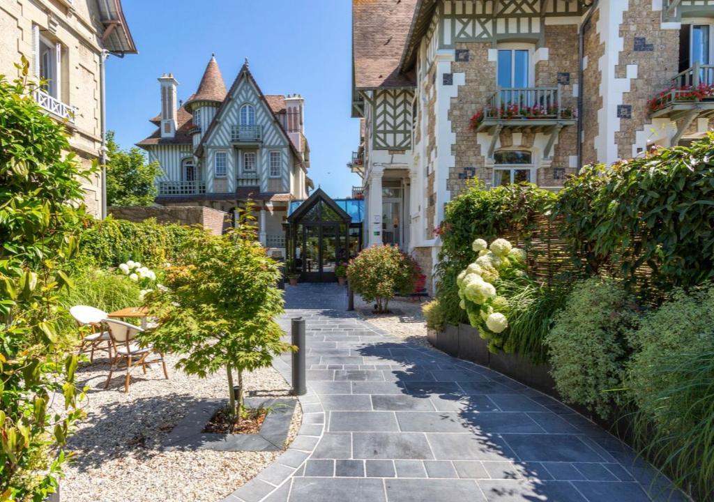 Villa Augeval Hotel de charme & Spa Deauville, France