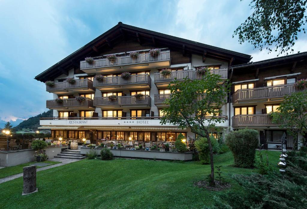 Sunstar Hotel Klosters Klosters, Switzerland