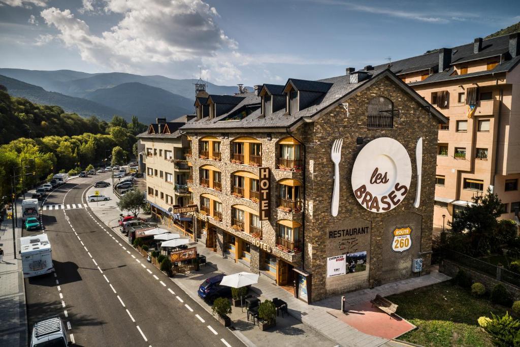 Hotel Restaurant Les Brases