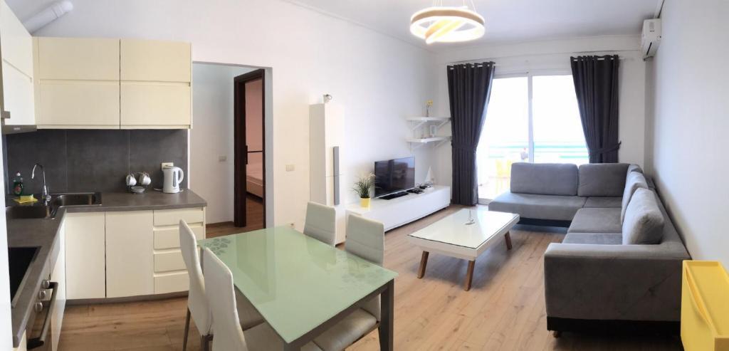 Улучшенные апартаменты на верхнем этаже с видом на море: фотография номер 4