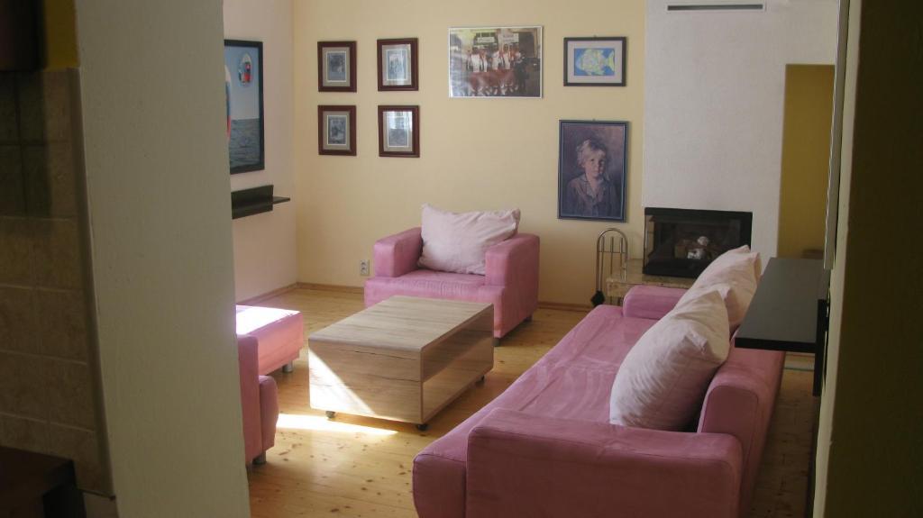 Posedenie v ubytovaní Privat 2 na Sihoti