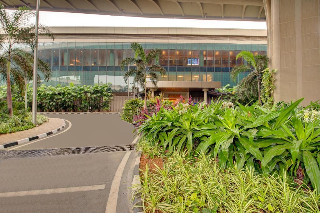 The Niranta Transit Hotel Mumbai Airport.