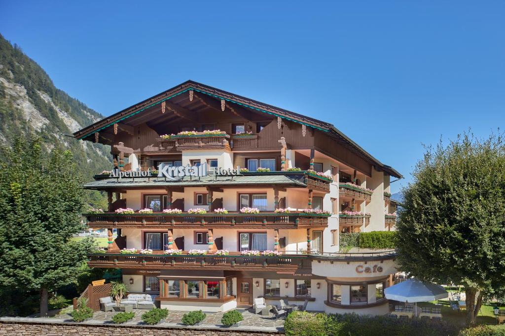 Hotel Alpenhof Kristall Mayrhofen, Austria
