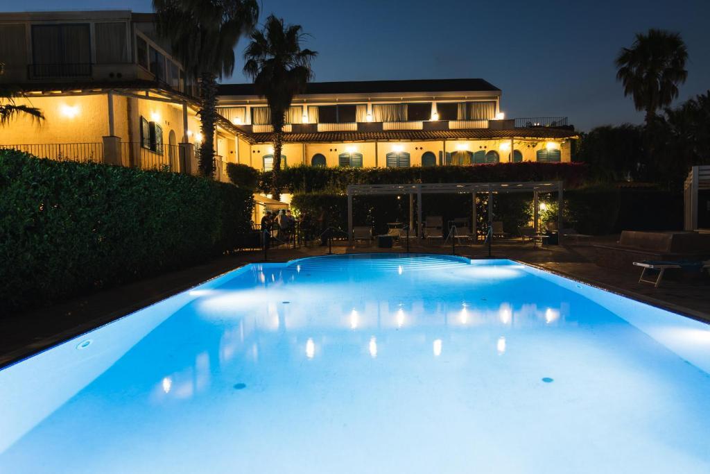 Le Dune Sicily Hotel Catania, Italy