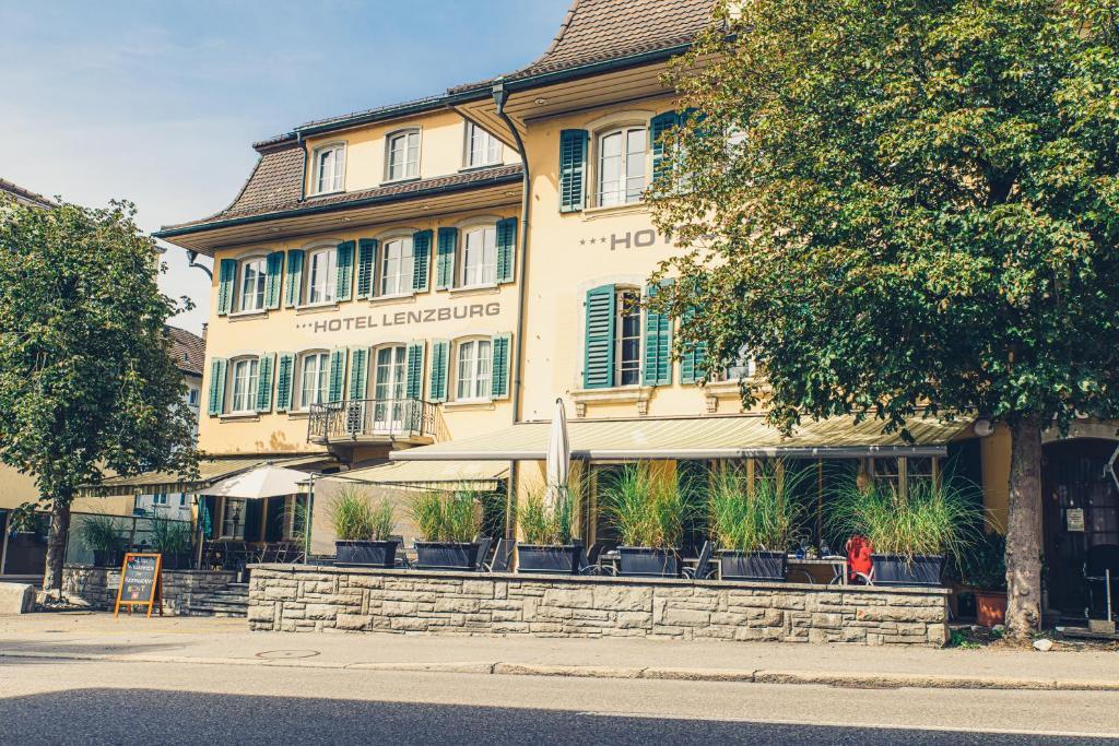 Hotel Lenzburg Lenzburg, Switzerland