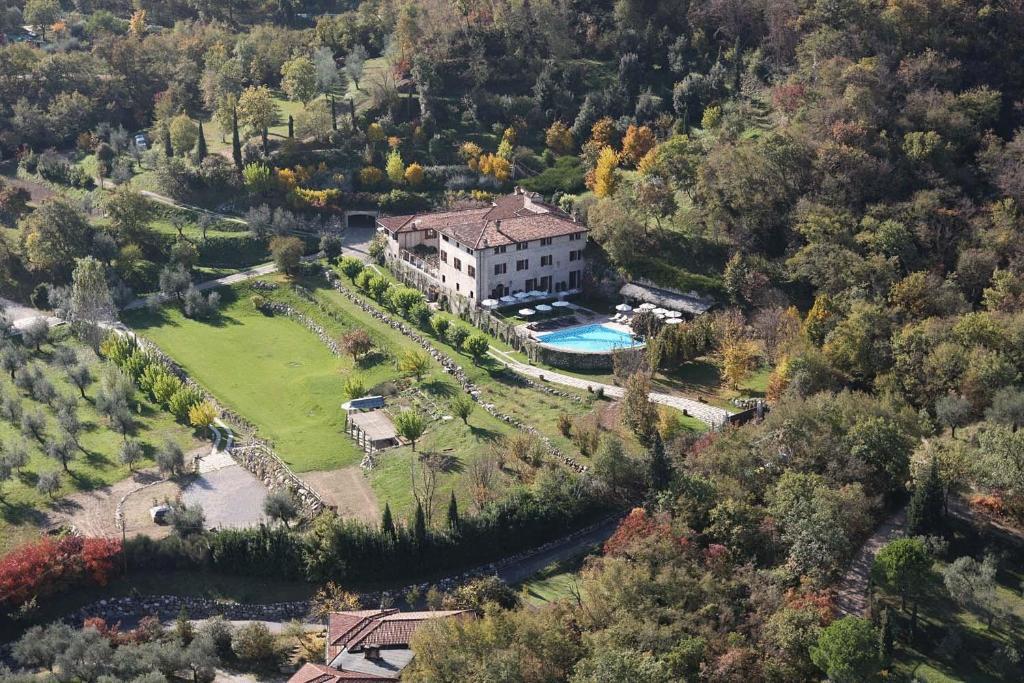 Villa Arcadio Hotel & Resort с высоты птичьего полета