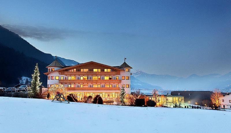 Gartenhotel Magdalena Ried im Zillertal, Austria