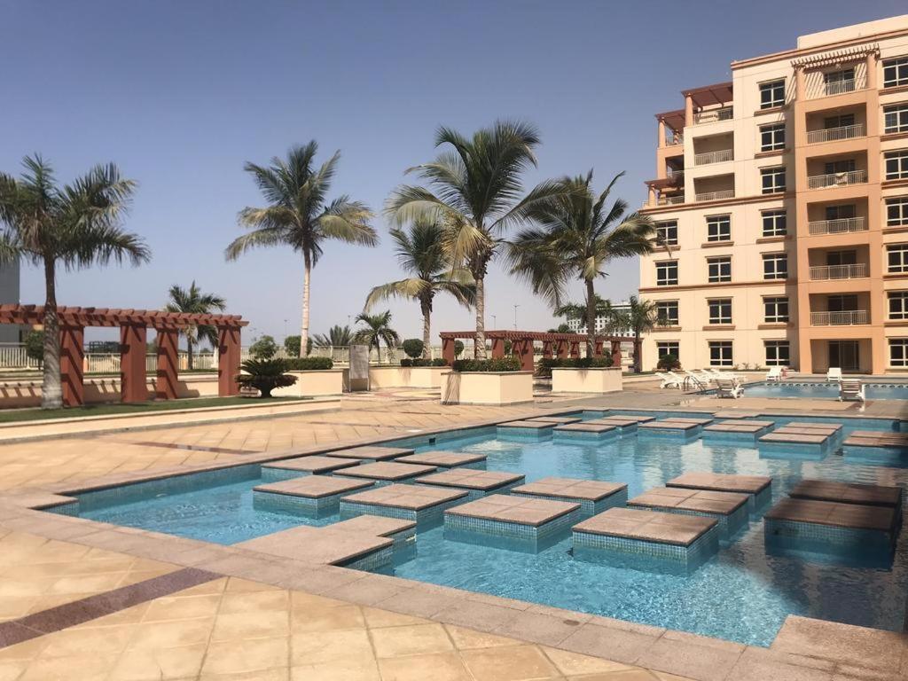 A piscina localizada em Riad Marina ou nos arredores