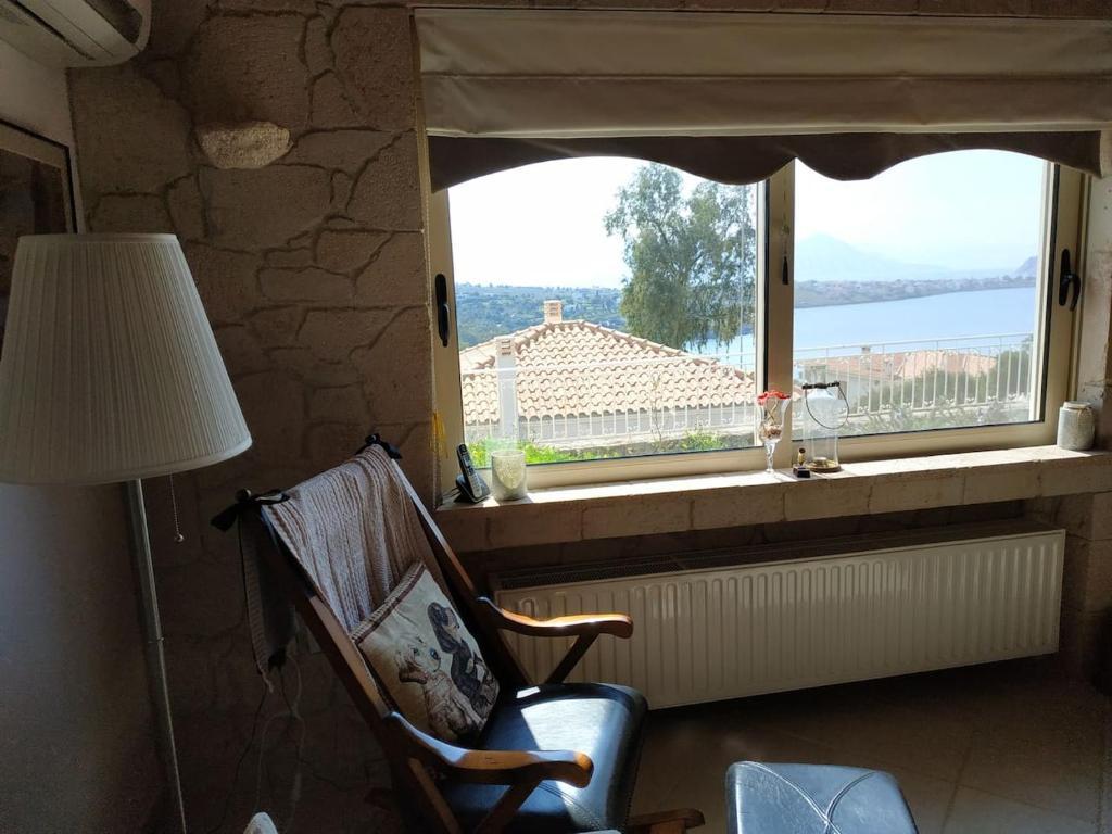 Sea View Maisonette with private garden