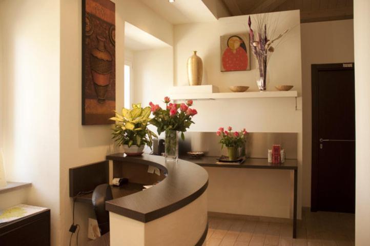 Кухня или мини-кухня в Il Puntone Vecchio