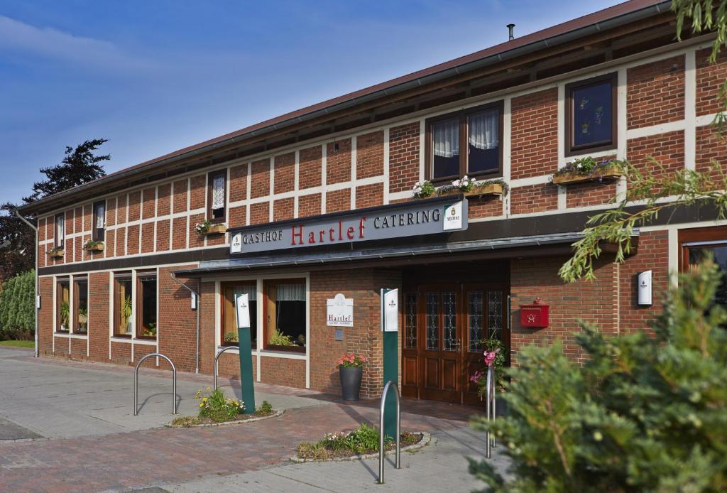 Hartlefs Gasthof Stade, Germany