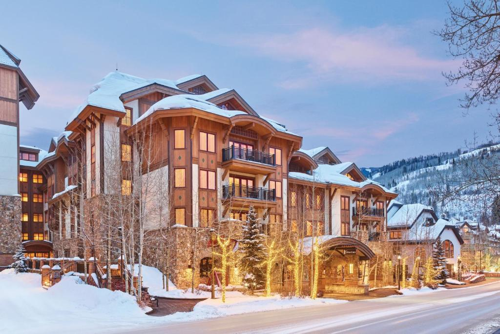 The Sebastian - Vail during the winter