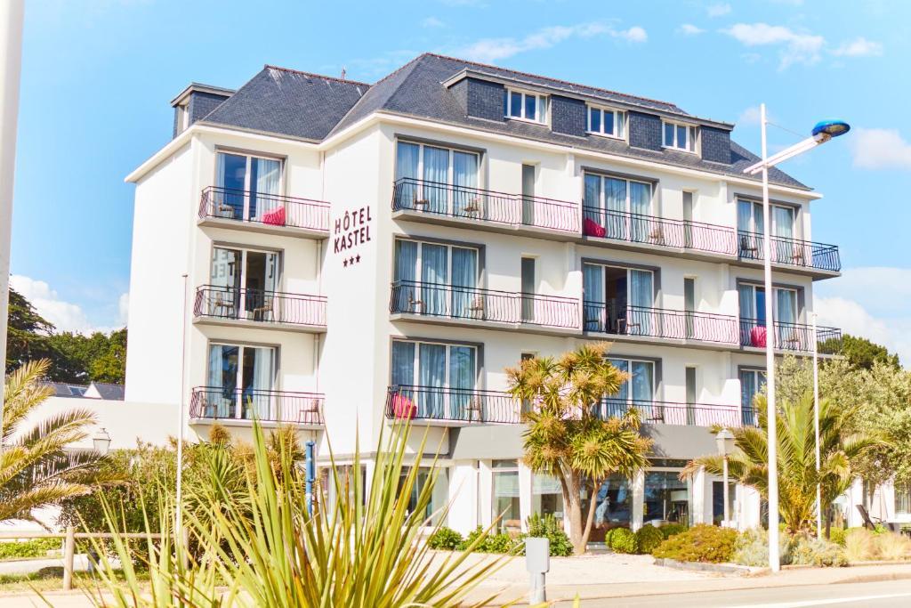 Kastel Wellness Hotel - Thalasso et Spa Benodet, France