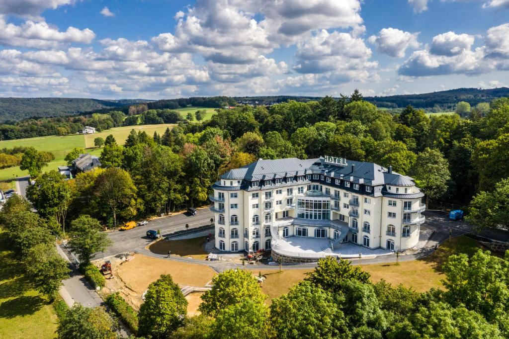 A bird's-eye view of Parkhotel Hachenburg