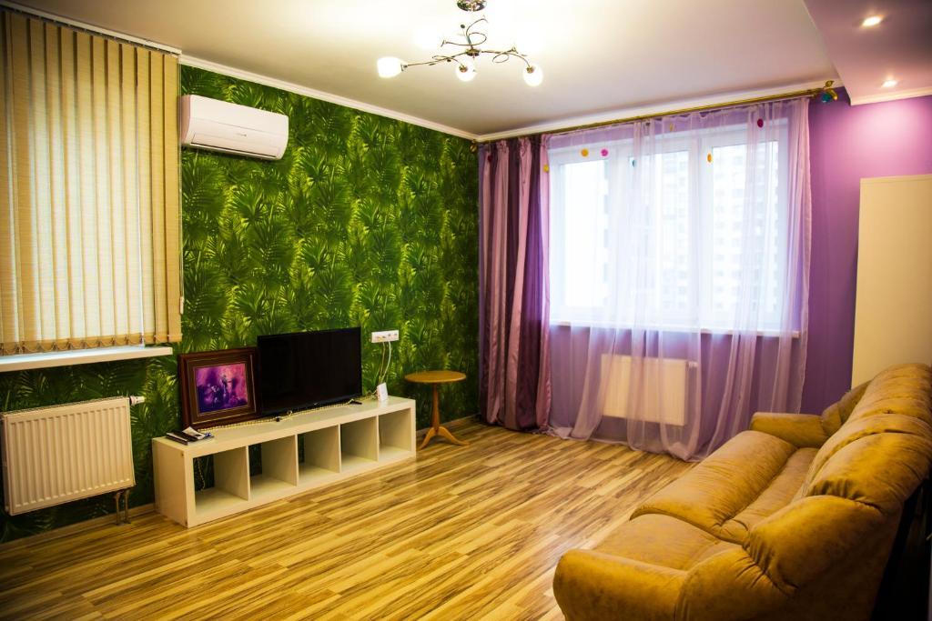 Телевизор и/или развлекательный центр в Аpartment Millennium