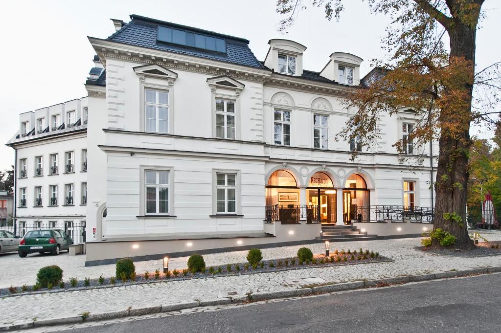 Red Baron Hotel & Restaurant Swidnica, Poland