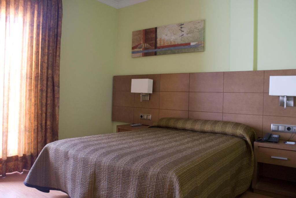 Hotel 4C Puerta Europa Madrid, Spain