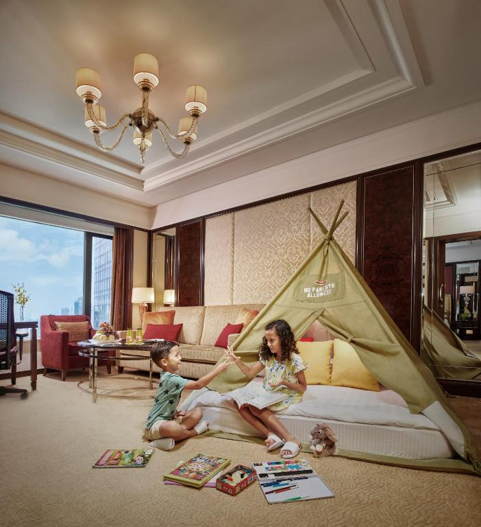 Shangri-La Kuala Lumpur - Laterooms