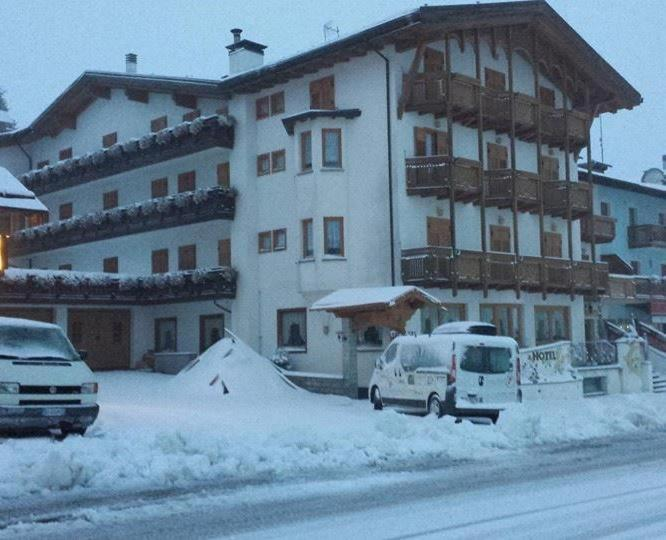 Hotel Sole durante l'inverno