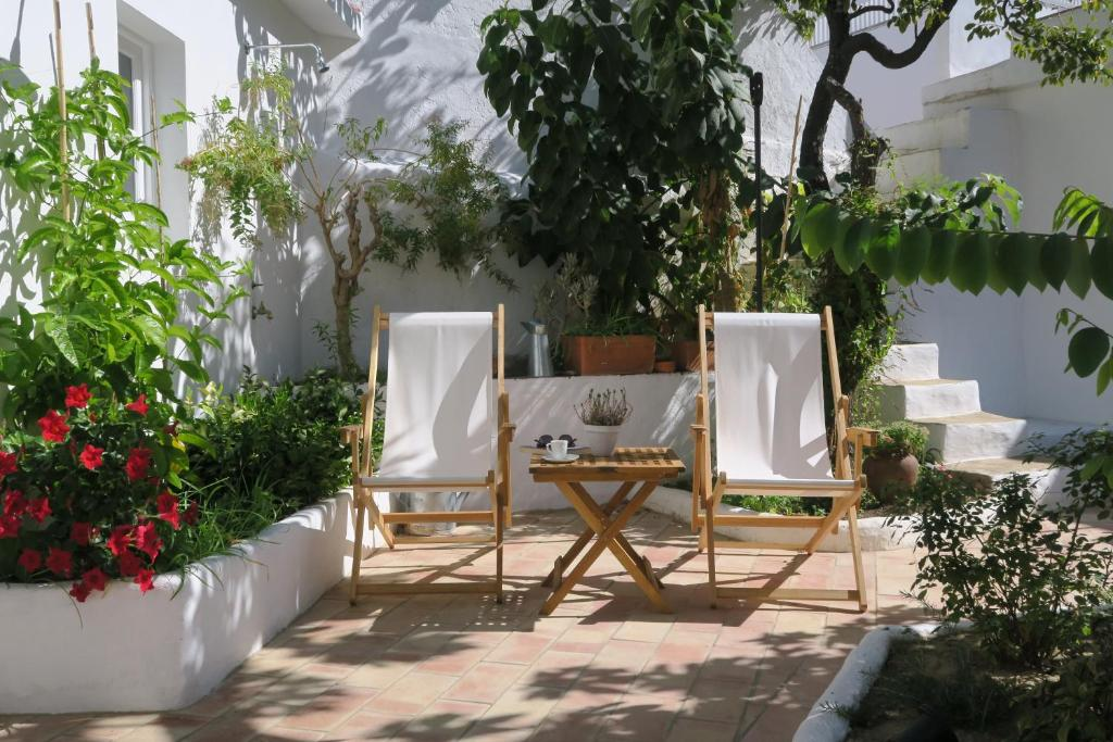 A porch or other outdoor area at Azul Sul