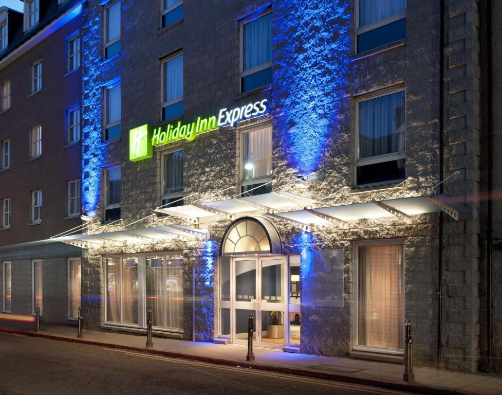 Holiday Inn Express ABERDEEN CITY CENTRE - Laterooms
