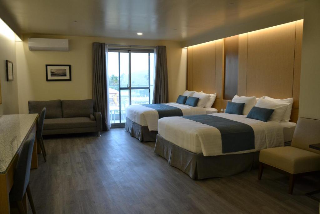雙人/雙床房-附陽台的相片(第 3 張)